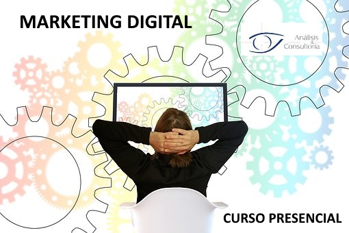 Curso de marketing digital presencial